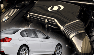 Car Tender | Official DINAN Authorized Installation and Service Center